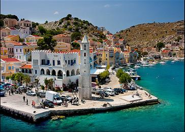 SYMI FERRY TICKETS | Online Ferry & Boat Tickets to Symi Island